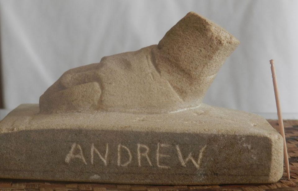 Andrew's Hand