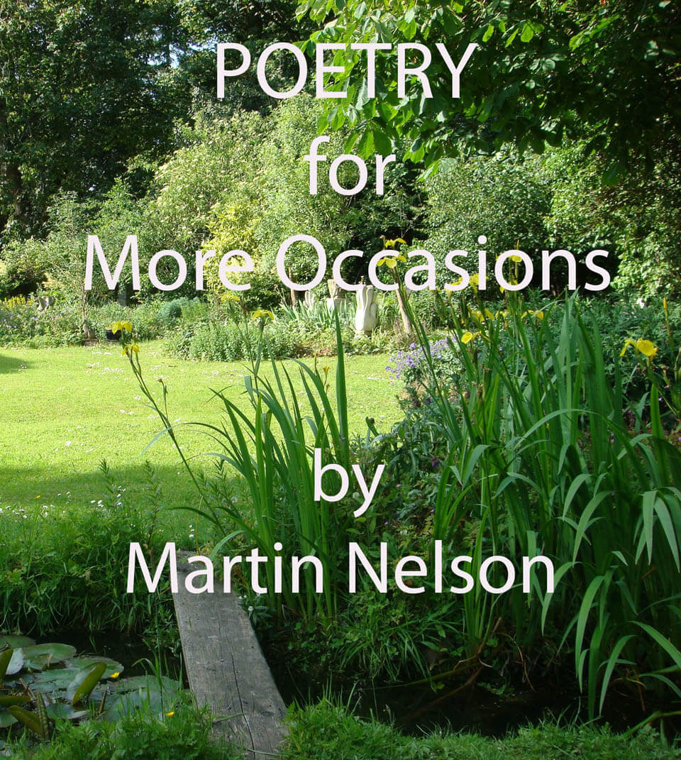 Poetry for More Occasions